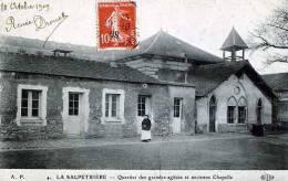 75 PARIS Hôpital La Salpetrière - Unclassified