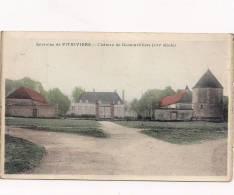Environs De PITHIVIERS  -  Château De Denainvilliers  (XVIè Siècle) - Unclassified