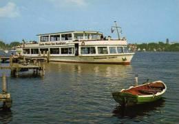 00420 Motorschiff HOLSTEINISCHE SCHWEIZ Auf Dem Plöner See - Autres