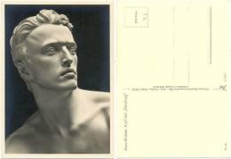 """Künstler AK, Arno Breker, Kopf Der """" Berufung """", Kunst Im Dritten Reich - Skulpturen"""