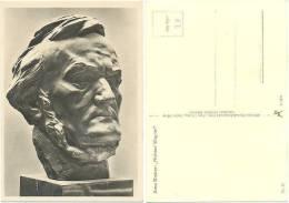 """Künstler AK, Arno Breker """" Richard Wagner """", Kunst Im Dritten Reich - Skulpturen"""