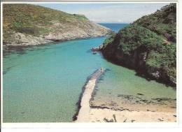 BELLE ISLE EN MER - LA MAGNIFIQUE PLAGE DE PORT MARIA MAREE HAUTE - Belle Ile En Mer