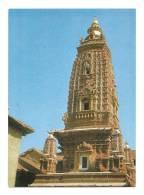 Cp, Népal, Mahaboudha, A Masterpierce In Terra Cotta - 1977 - Nepal