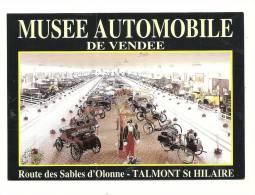 Publicité, Musée De L´Automobile De Vendée (Talmont-St-Hilaire - 85) - Pubblicitari