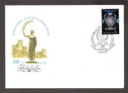 Energies 1982 USSR Stamp FDC  Mi 5208 25th Anniversary Of International Atomic Energy Agency. - Atomo