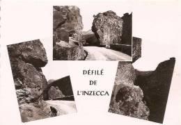 DEFILE DE L'INZECCA ,MULTI VUES  REF 30167 - Frankreich