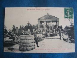 CP...LES HAUTES VOGES ..LE DONON..TOP PLAN ANIME..1911 - France