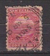 PGL - NOUVELLE ZELANDE Yv N°97 - 1855-1907 Crown Colony