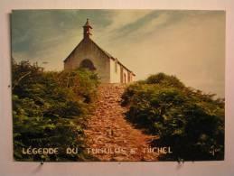 Carnac - Légende Du Tumulus St Michel - Carnac