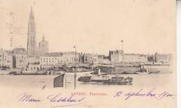 ANVERS  - BELGIO - PANORAMA  VG 1900  BELLA FOTO D´EPOCA ORIGINALE 100% - Belgio