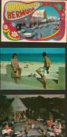 LOTTO LOT STOCK  3 CARDS OF BERMUDA  YEARS ´60 - Bermudes