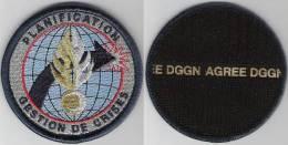 Ecusson   PLANIFICATION GESTION DE CRISE - Police
