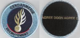 ECUSSON GENDARMERIE RECRUTEMENT - Police