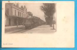 21 - AUXONNE - La Gare - Auxonne
