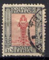 Libia 1926 Sass.61 Usato/Used VF/F - Libya