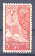 Ifni 072 (*) Isabel. 1951. Sin Goma - Ifni