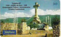 = BRAZIL - TELEFONICA  - 1999 - 07 - TIRAGE - 300 000 -  MY COLLECTION = - Brésil
