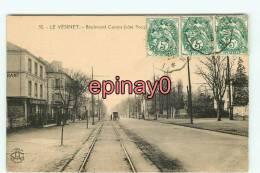 Br - 78 - LE VESINET - Boulevard Carnot - éditeur L' Abeille - Le Vésinet