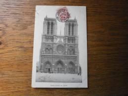 75 Paris Notre De Dame De Paris - Notre Dame De Paris
