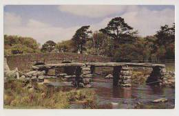 Postbridge, Dartmoor - England