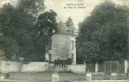 N°26878 -cpa Arcis Sur Aube -la Tour Du Château- - Arcis Sur Aube