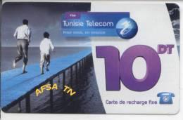 Carte Prépayée (Tunisie Telecom) - Tunisie