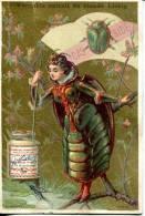 LIEBIG  Série Insecte  CASSIDE  PEU COURANT - Liebig