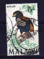 Malawi - 1968 - 5/- Bateleur - Used - Malawi (1964-...)