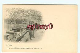 Br - 95 - ENGHIEN LES BAINS - Bord Du Lac - - Enghien Les Bains