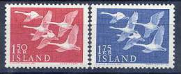 ICELAND 1956 Nordic Countries MNH (**) - 1944-... Republic