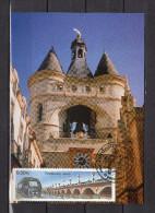 """Carte Maximum De 2004 N° YT 3661 """" TRAM DE BORDEAUX """". Parfait état. CM - Tramways"""