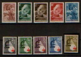 NETHERLANDS 1947,1955 MNH ** - Nuovi
