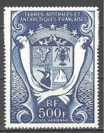 T.A.A.F.: Yvert A21**; MNH; Voir Le Scan - Terres Australes Et Antarctiques Françaises (TAAF)