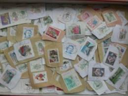 MONACO OBLITERES : ENVIRON 2000 TIMBRES RECENTS A LAVER. - Collections, Lots & Séries