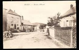 71 BUSSY / Rue D'Anost / - Autres Communes