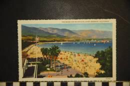 CP, The Beach And Moutains Santa Barbara California - Santa Barbara