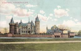 Kastell Haarzuilen Postmark Utrecht 24 1 07 - Pays-Bas