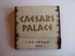 Boites D´allumettes  Publicité Las Vegas Navada  USA - Matchboxes