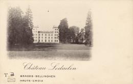 Brages- Bellinghen  -  Chateau Ledaelen - Pepingen
