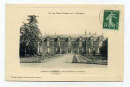 SAINT ANTOINE CUMOND 24 DORDOGNE PERIGORD LE CHATEAU DE CUMOND - France
