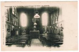 Langerbrugge lez Gand, Pensionnat de la visitation, La chapelle (pk6001)