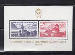 1972    N° 503  NEUF**   CATALOGUE ZUMSTEIN - Blocs & Feuillets