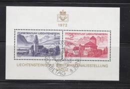 1972    N° 503  OBLITERE   CATALOGUE ZUMSTEIN - Blocs & Feuillets