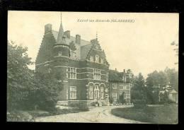 Glabbeek : Kasteel Van Attenrode - Glabbeek-Zuurbemde