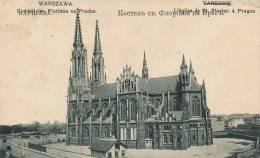 POLOGNE - WARSZAWA - L'Église De St Florian à Prague - Polonia