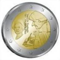 2 Euros Commémorative, Erasme, 2011 - Niederlande