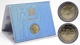 2 Euros Commémorative, Rencontre Mondiale Des Familles, 2012 - Vatikan