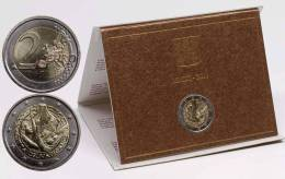 2 Euros Commémorative, Journée Mondiale De La Jeunesse, 2011 - Vatikan