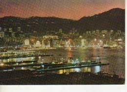HONG KONG NIGHT SCENE   OHL - China (Hongkong)