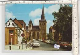 PO6459B# GERMANIA - GERMANY - RATINGEN - S.PIETRO E PAOLO - AUTO  VG 1979 - Ratingen